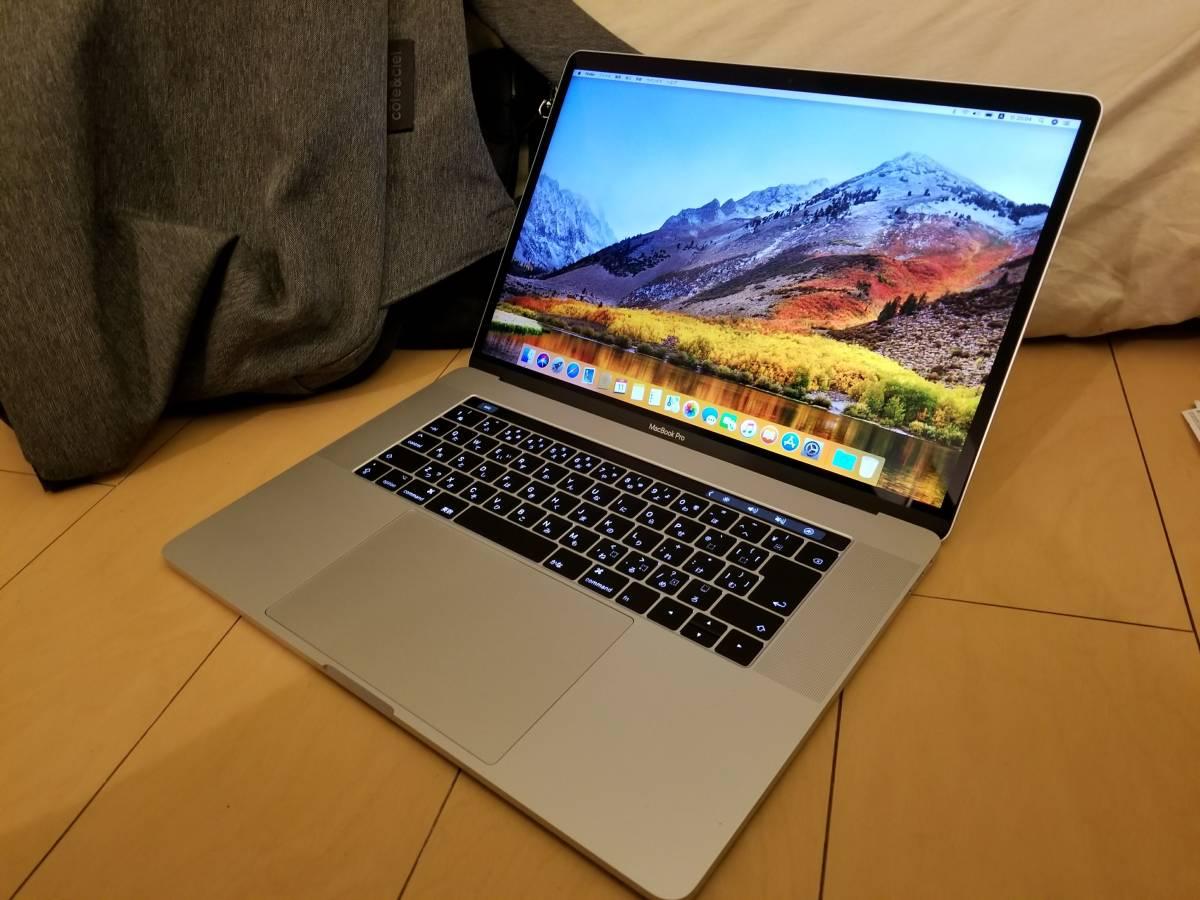 1円~ ●新品同様● トップスペック CTO・Ultimate・Apple Macbook Pro 2017・15 インチ
