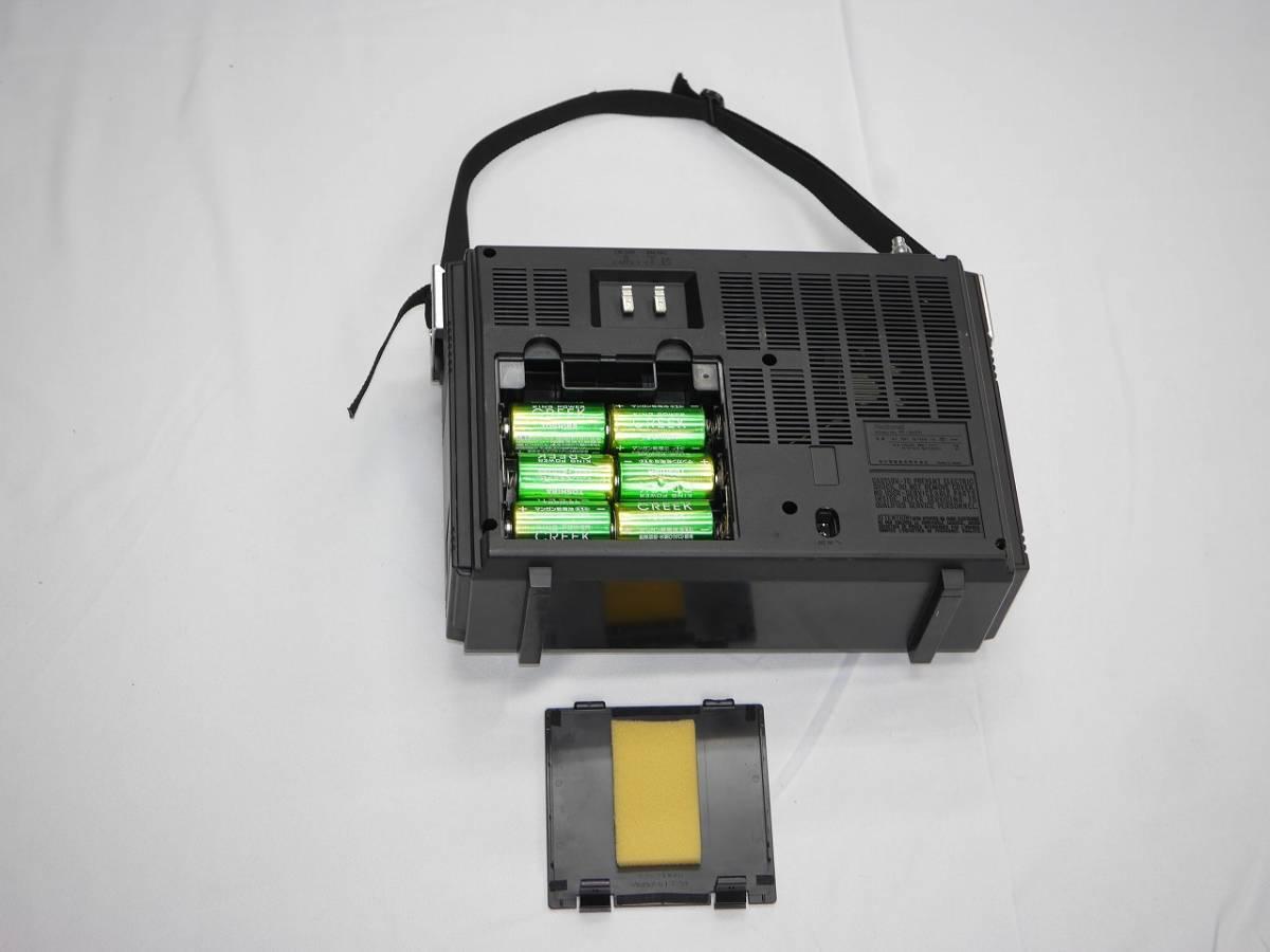 昭和レトロ ナショナル National デジタル表示の BCLラジオ プロシード RF-2600 【美品】_画像3