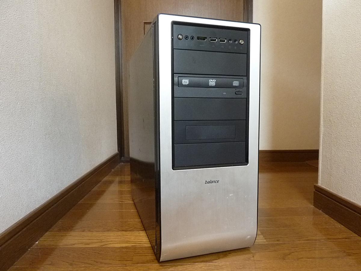 自作 i7-2600 (3.40~ 最大3.80GHz) LGA1155 8GB 1TB H67DE3 GTX560ti DVDマルチ 動作確認済み 即決特典あり