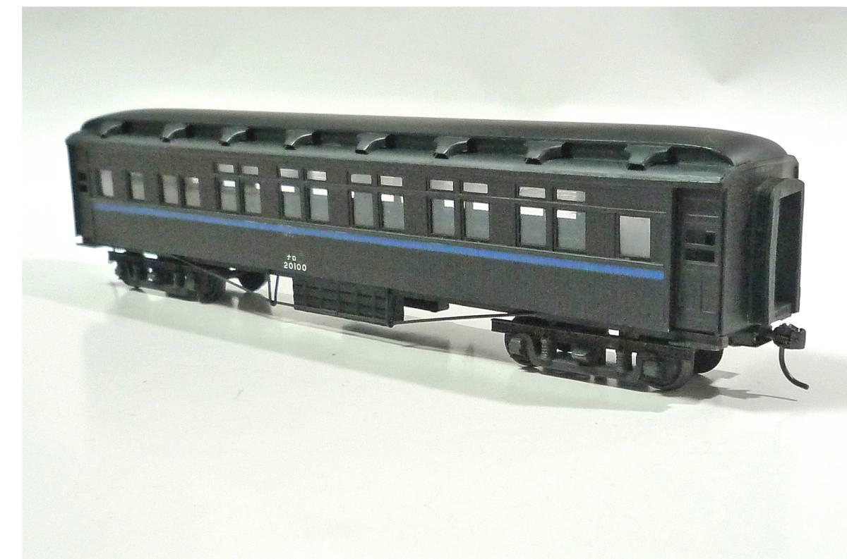 ■HO-「木造17m・ナロ20100」マツモト製