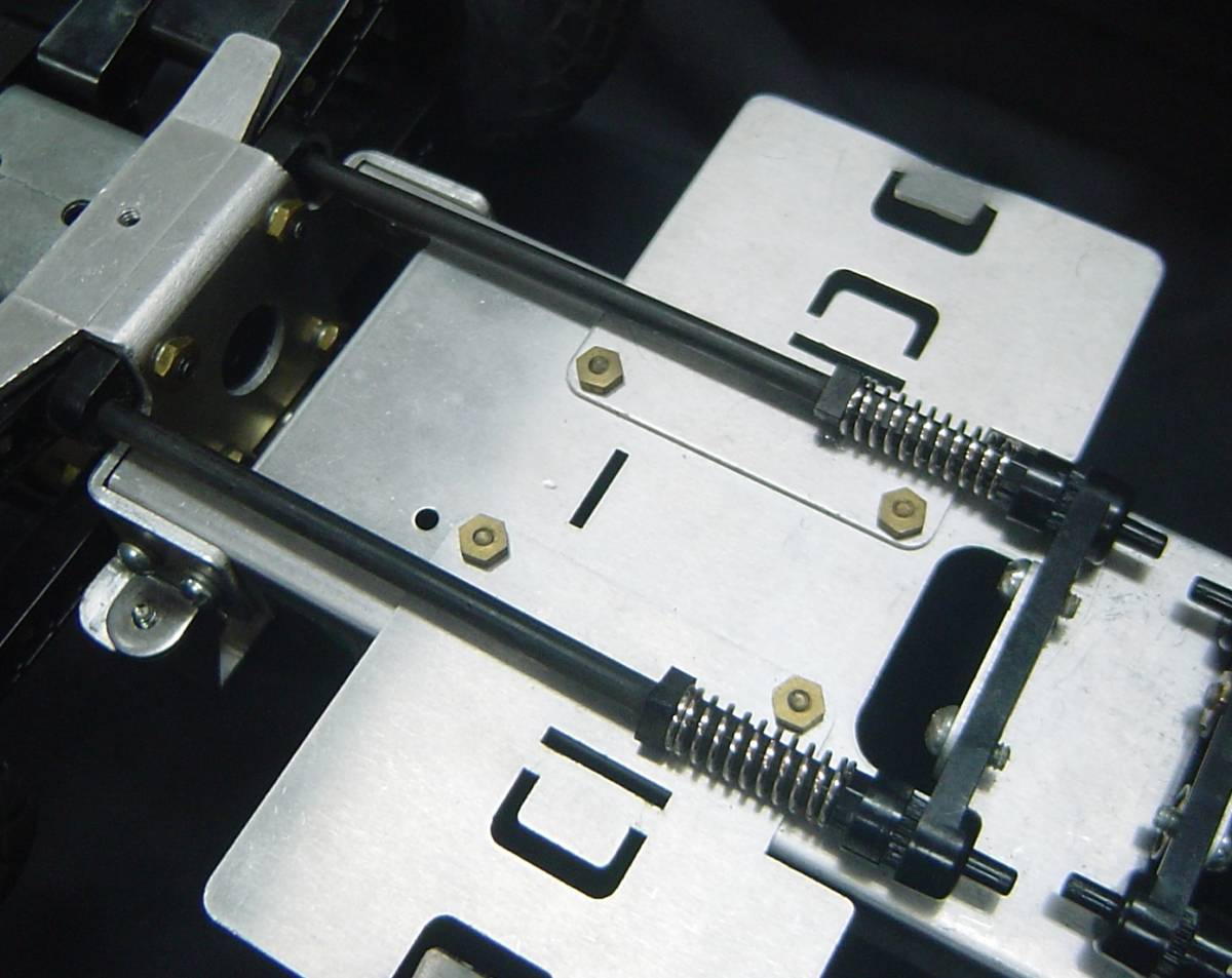 タミヤ コンバットバギー XR311 1/12 レストア途中 ジャンク_画像5