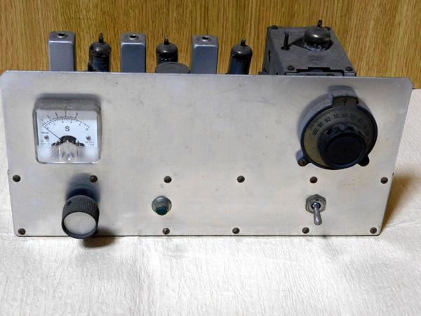 020 自作受信機 受信機 またはチューナー