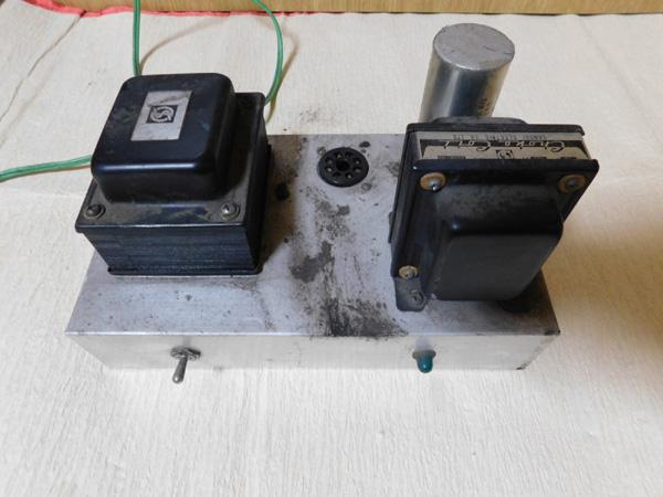 021 自作 電源装置 電源トランス チョークトランス サンスイ 山水