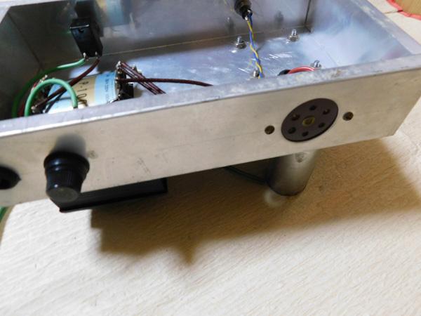 021 自作 電源装置 電源トランス チョークトランス サンスイ 山水_画像2