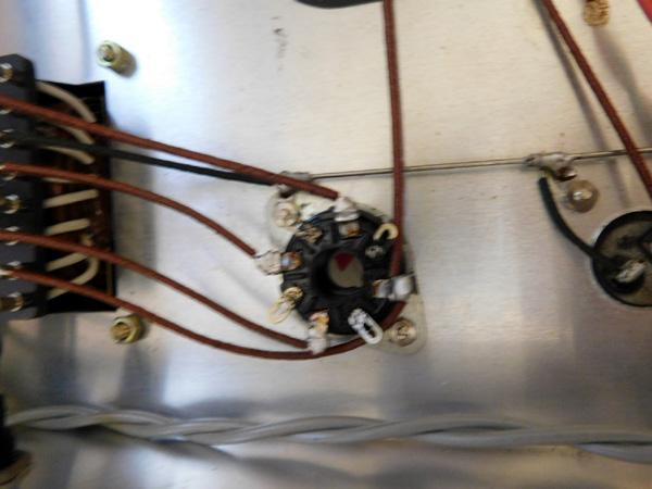034 自作 電源装置 電源トランス チョークトランス LUX TANGO N-12 6BM8 P.P 6AR5 P.P_画像3