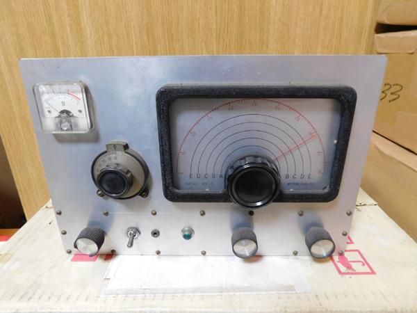 035 自作受信機 コイルパック トリオ バリコン 部品取り 真空管 ラジオ_画像10