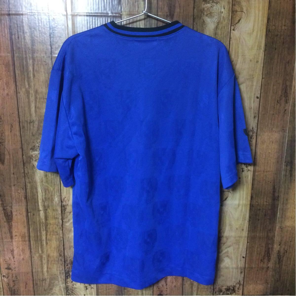 【コレクターアイテム】ガンバ大阪 Jリーグオフィシャル ユニフォーム Tシャツ Lサイズ_画像2