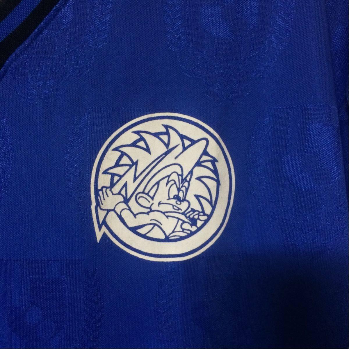 【コレクターアイテム】ガンバ大阪 Jリーグオフィシャル ユニフォーム Tシャツ Lサイズ_画像5