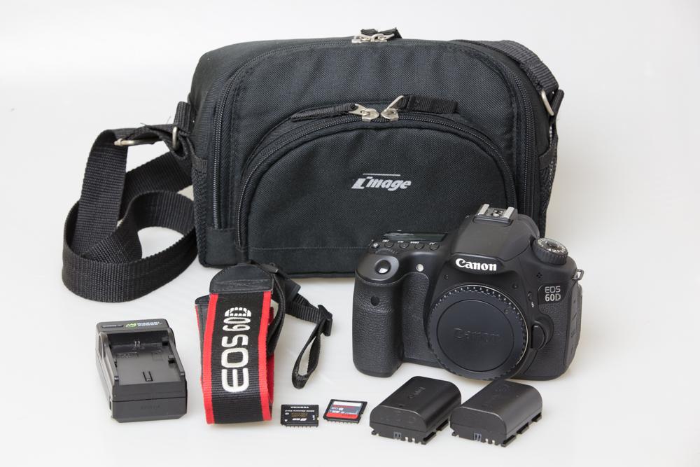 Canon EOS 60D ボディ / ショット数7644 / 綺麗です