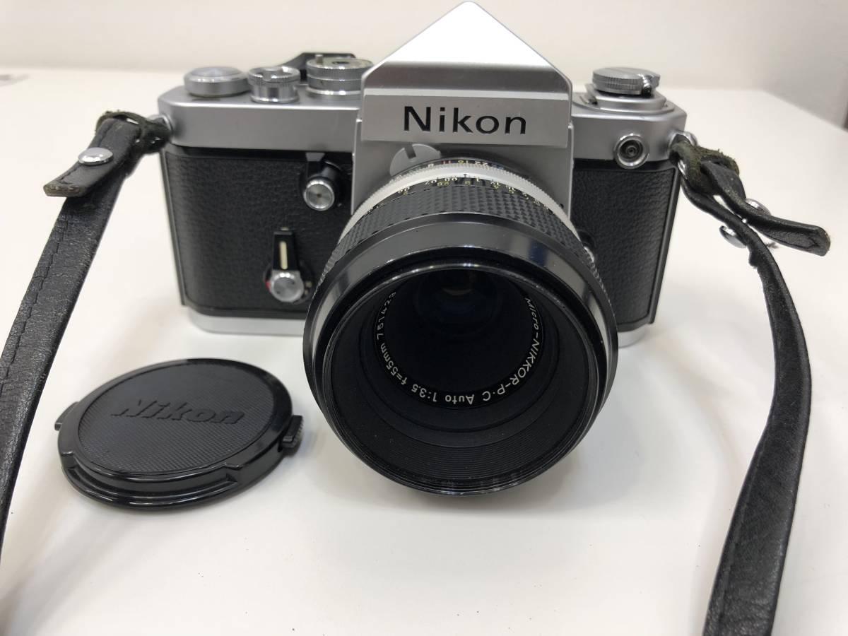 ★NIKON ニコン F2 フォトミック 美品含むジャンクカメラおまとめ★
