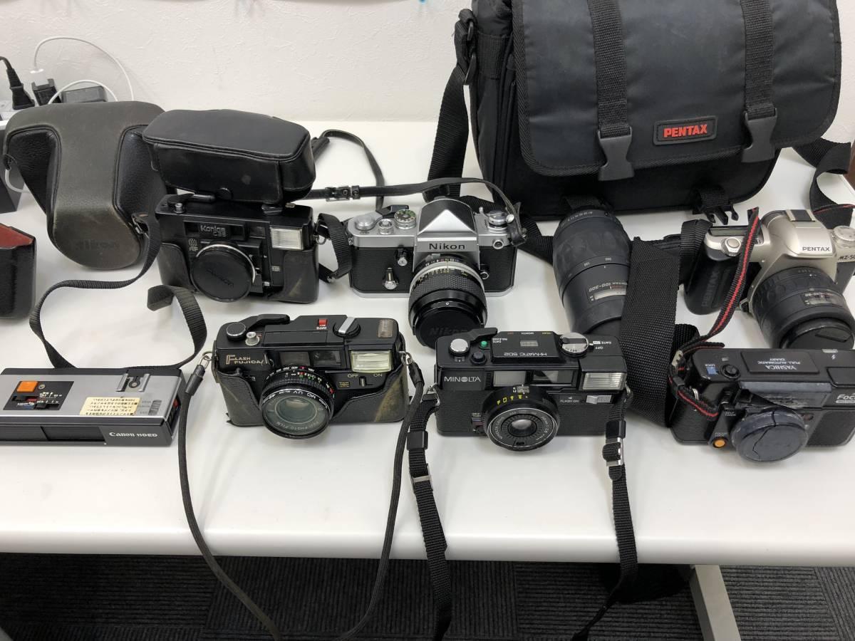 ★NIKON ニコン F2 フォトミック 美品含むジャンクカメラおまとめ★_画像5