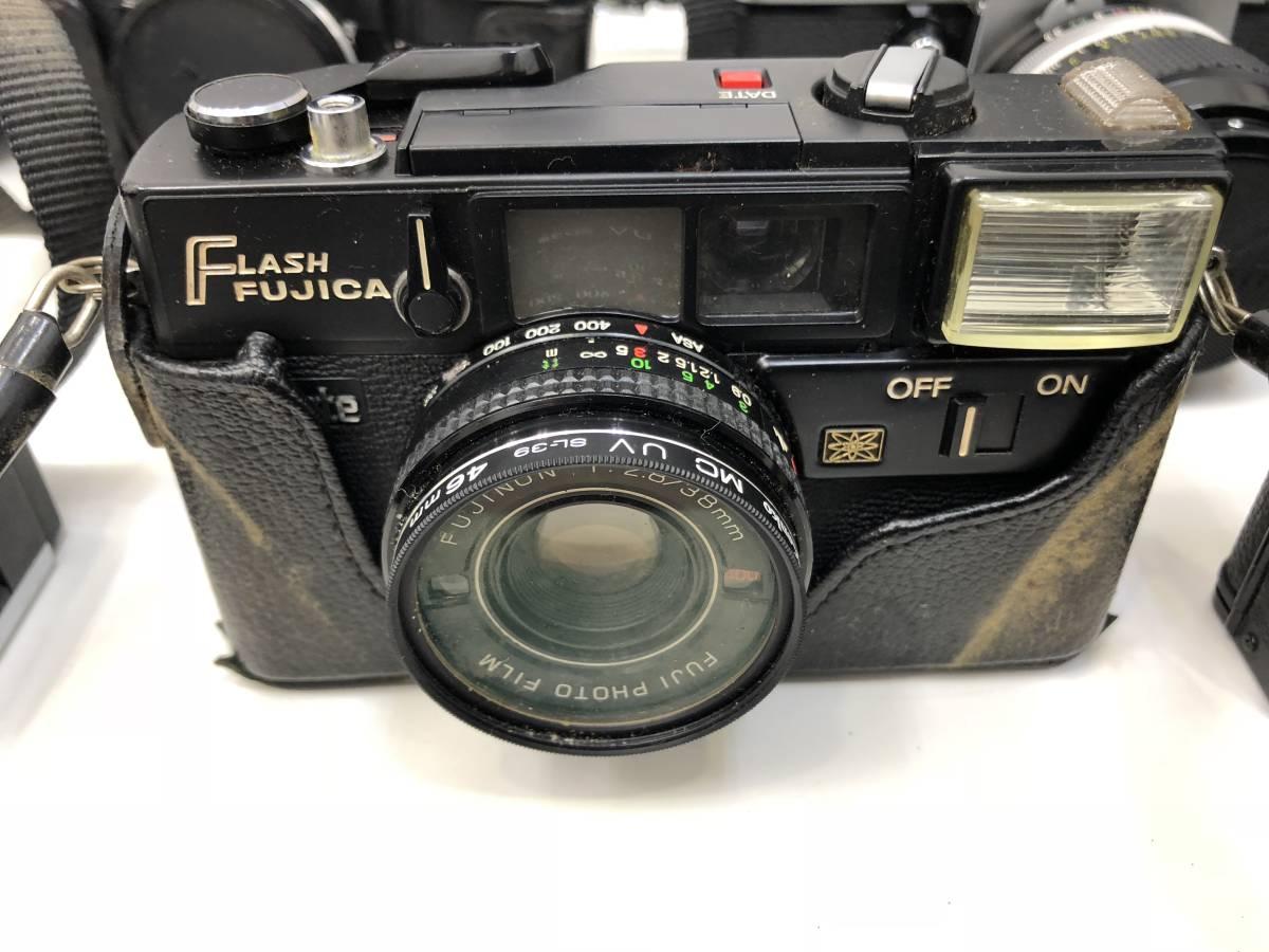 ★NIKON ニコン F2 フォトミック 美品含むジャンクカメラおまとめ★_画像10