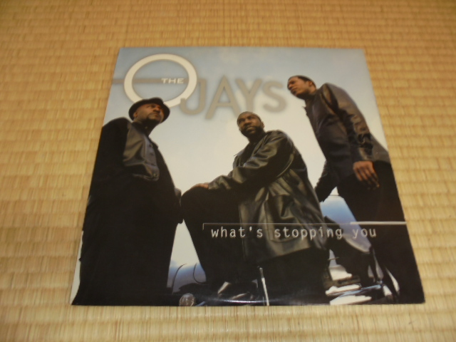 THE O'JAYS/WHAT'S STOPPING YOU/US盤 _画像1