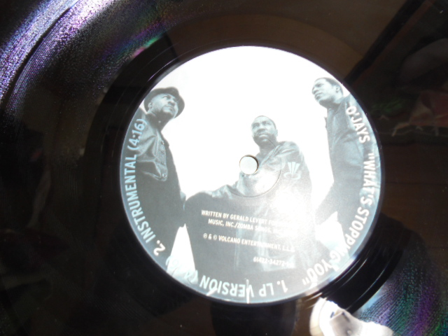 THE O'JAYS/WHAT'S STOPPING YOU/US盤 _画像3