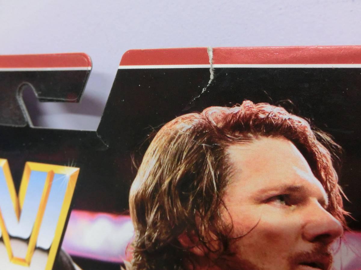 WWE AJスタイルズ フィギュア人形 プロレス MATTELマテル WWF WCW ハズブロ RAW アレン・ジョーンズ AJ Styles Figure TNA 新日本プロレス_画像5