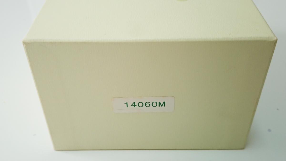 4989☆ROLEX サブマリーナ【14060M】純正付属品セット プライスタグ・型番シール付ボックス_画像6