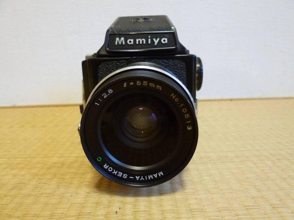 MAMIYA マミヤ M645 1000s ジャンクで オプション品おまけ