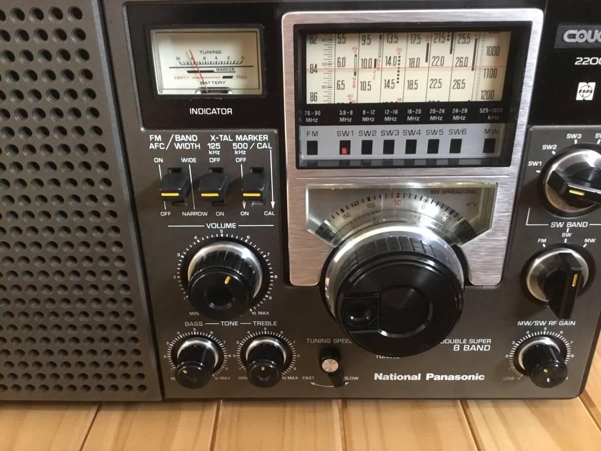 ラジオ日経6.055MHz(RF GEIN 設定3)