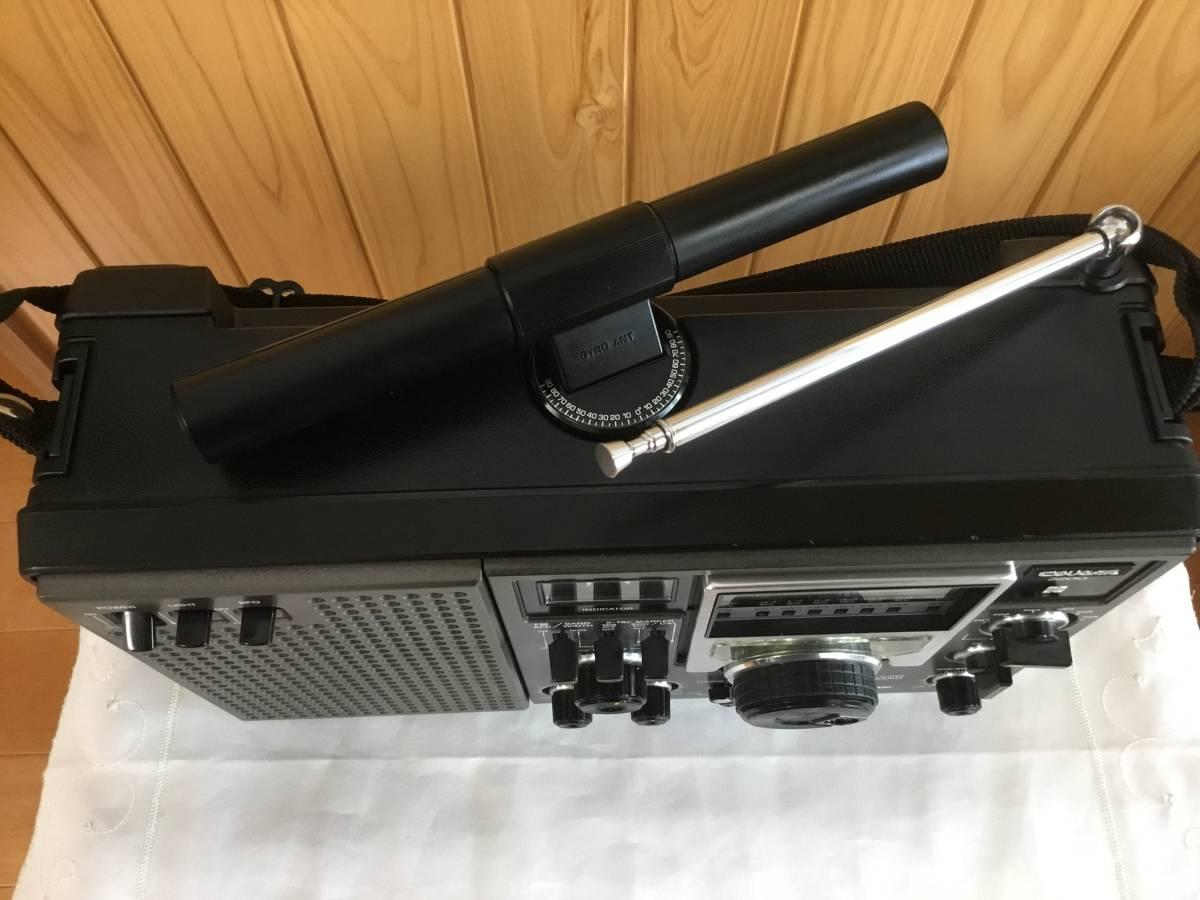 ナショナル パナソニックRF-2200 クーガー『 即決特典で急速充電器 充電池 変換スペーサーセット 』ゆうパック(おてがる版)100サイズで発送_画像4