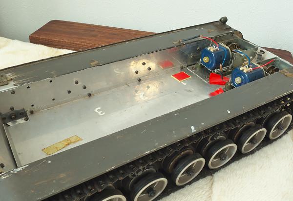 相原模型製作所 1/15 61式戦車 ジャンク_画像5