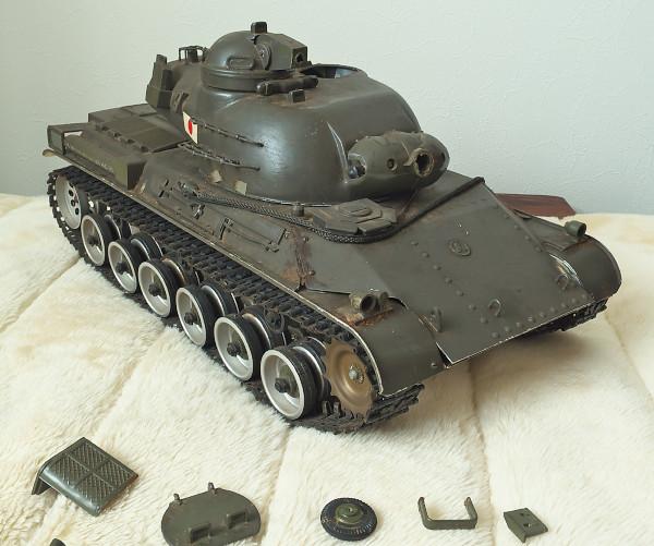 相原模型製作所 1/15 61式戦車 ジャンク_画像2