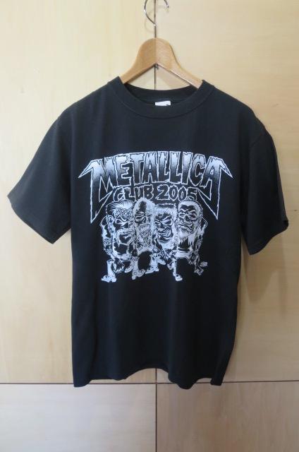 METALLICA メタリカ バンド Tシャツ メンズ M 2005 ビンテージ Dirty Donny_画像1