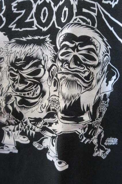 METALLICA メタリカ バンド Tシャツ メンズ M 2005 ビンテージ Dirty Donny_画像6