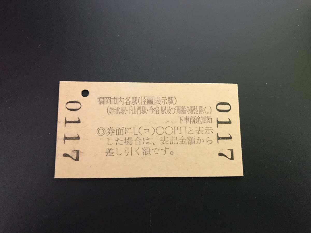 3.JR東日本 区間変更券_画像2