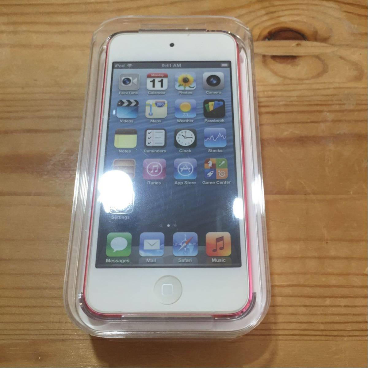 新品同様♪Apple iPod touch 第5世代 64GB ピンク