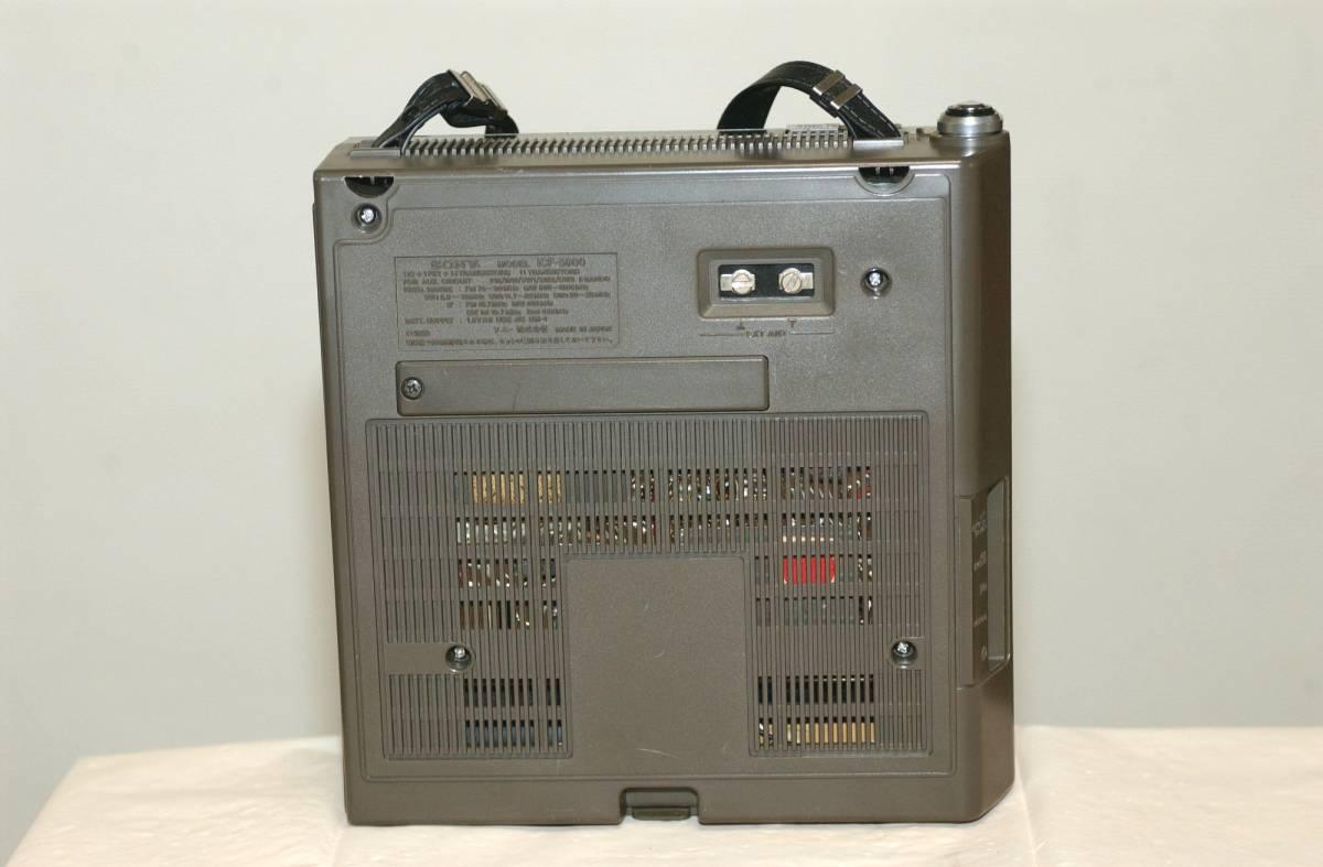 SONY スカイセンサー ICF-5900  調整動作品_画像4