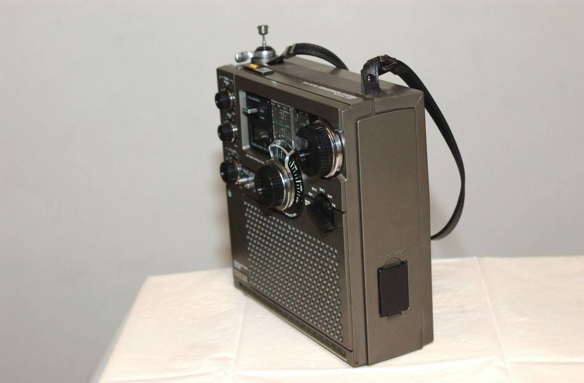 SONY スカイセンサー ICF-5900  調整動作品_画像5