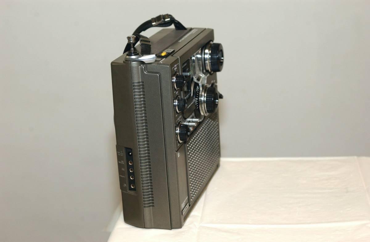 SONY スカイセンサー ICF-5900  調整動作品_画像6