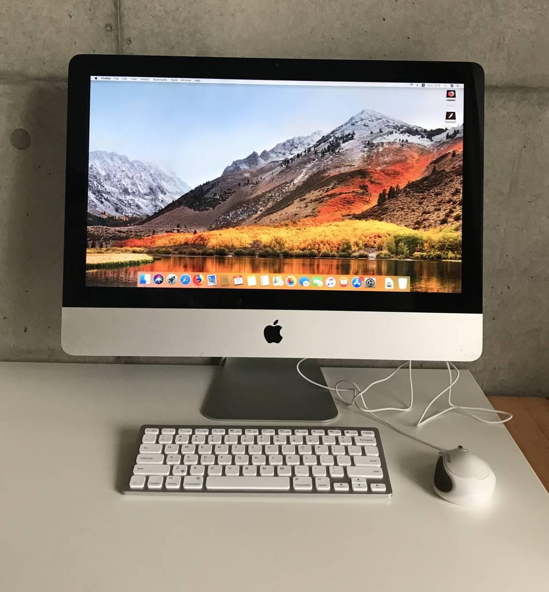 iMac (21.5-inch, Mid 2011) 2.7 GHz Intel Core i5 OS High Sierra