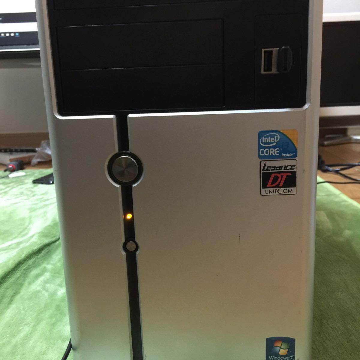 寄せ集めの自作PC i7 GTX搭載_画像3