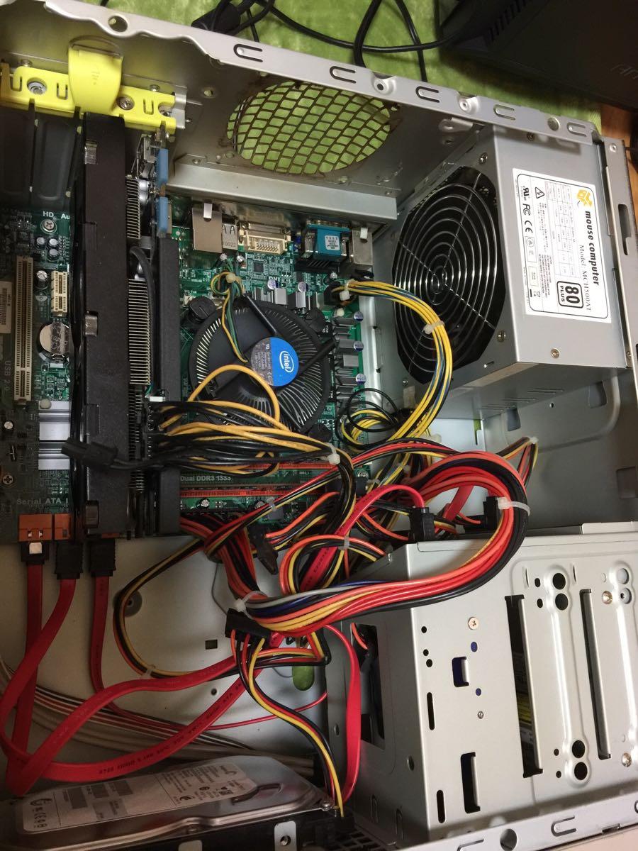 寄せ集めの自作PC i7 GTX搭載_画像2