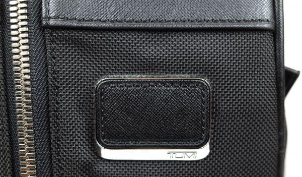 TUMI 33120D ASTOR 『トリニティ』キャリーオン [ ブラック ] $895_画像8
