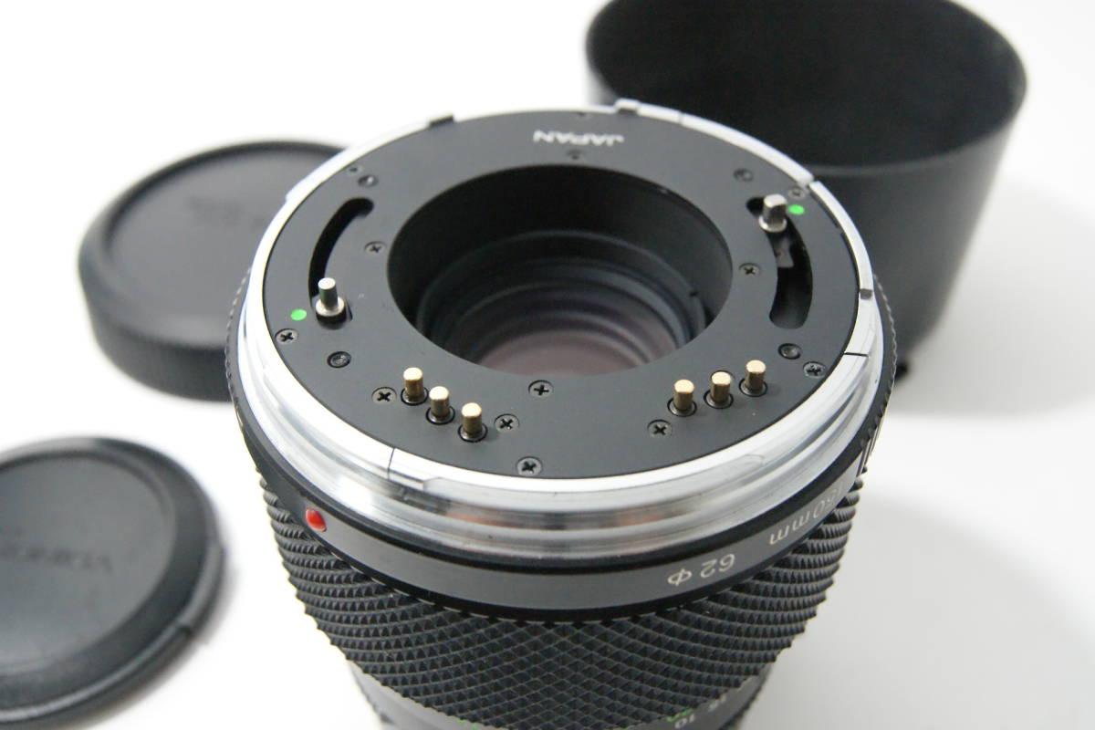 ブロニカ BRONICA ETR SI ワインダー付 40mm/f4 75mm/f2.8 150mm/f3.5 △カビ_画像10