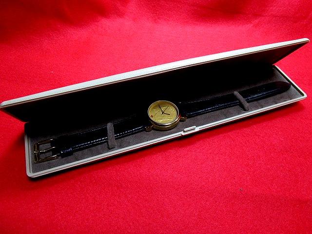【未使用】『極真空手オリジナル腕時計(SEIKO)』第5回全世界大会記念300個限定_画像3