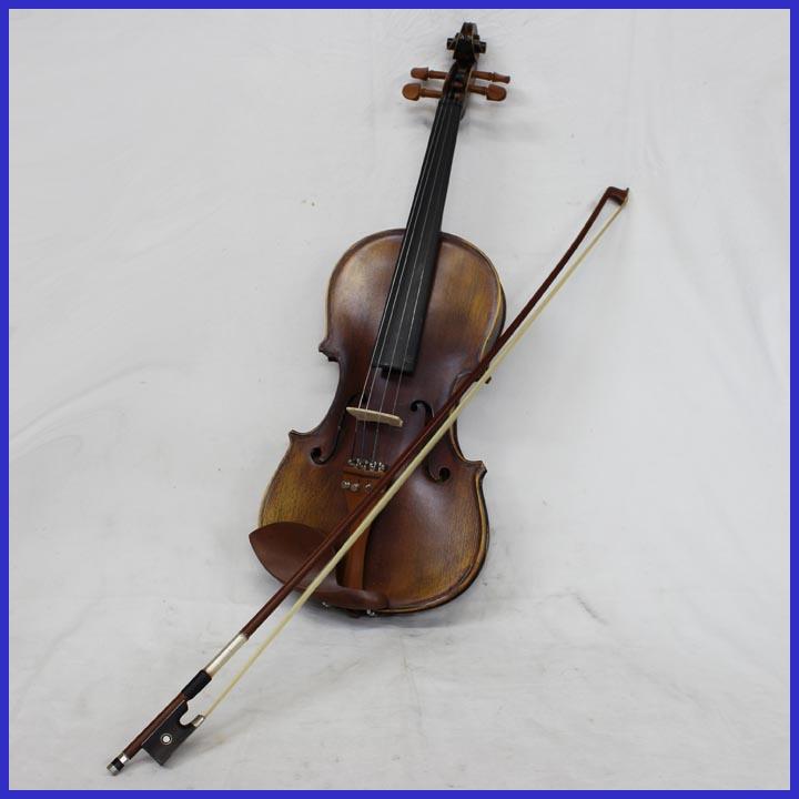 中古◆バイオリン◆Glory◆ホビー/カルチャー◆楽器/器材◆弦楽器◆アンティーク◆ケース有◆ZR 36