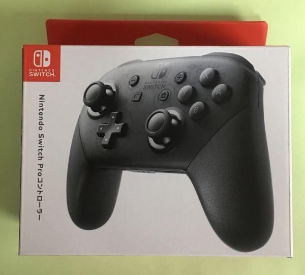 新品未開封 Nintendo Switch Proコントローラー ニンテンドースイッチ 任天堂