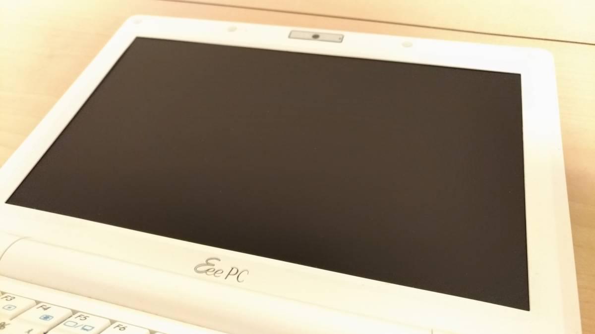【中古】★ASUS(エイスース)Eee PC 900HA★Atom N270 1.60GHz★メモリー2GB増設 HDD16GB→32GB SSD交換済み_画像2