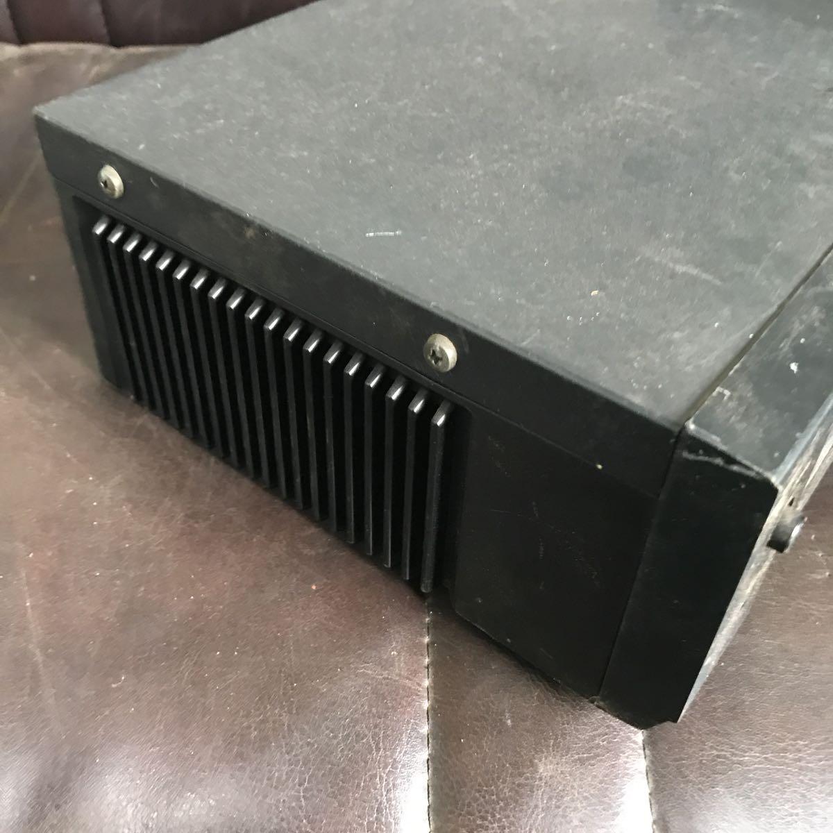 Technics テクニクス FM/AMチューナー ST-2400 通電のみ確認_画像6