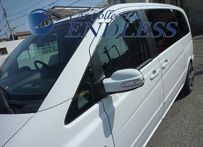 24 W639 V350 トレンド 内外装美車 ワンオーナー フリップダウンモニター 社外19INアルミ バックカメラ ETC_内外装美車両!