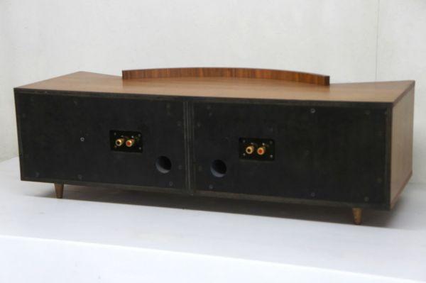 H72216】JBL Paragon ミニチュア レプリカ 自作 JBL TL-6510 16cm同軸2way使用 1/3スケール パラゴン_画像2