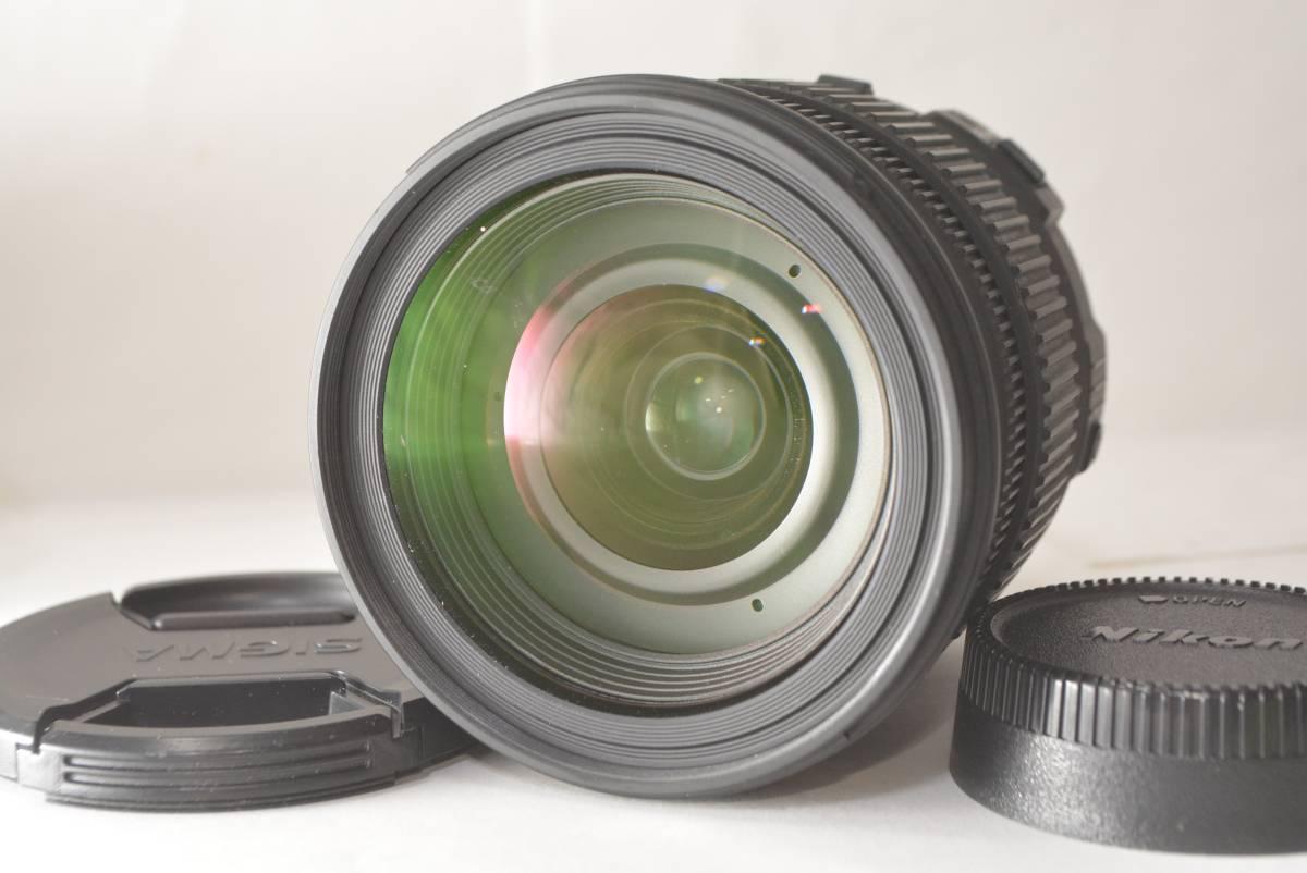 ニコン用★超極上★シグマ SIGMA 18-50mm f2.8 EX DC MACRO HSM