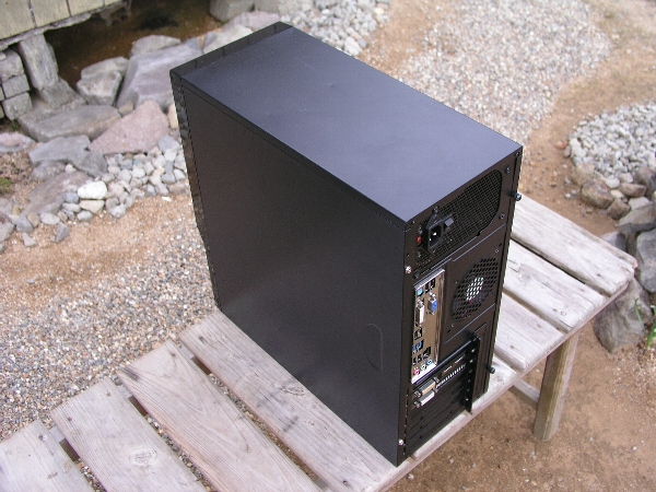 自作PC Core i7-2600/8GB/SSD240GB+HDD2TB/GTX670/DB-R/RE/DVD-R/RW/Win10Pro 中古品_画像2