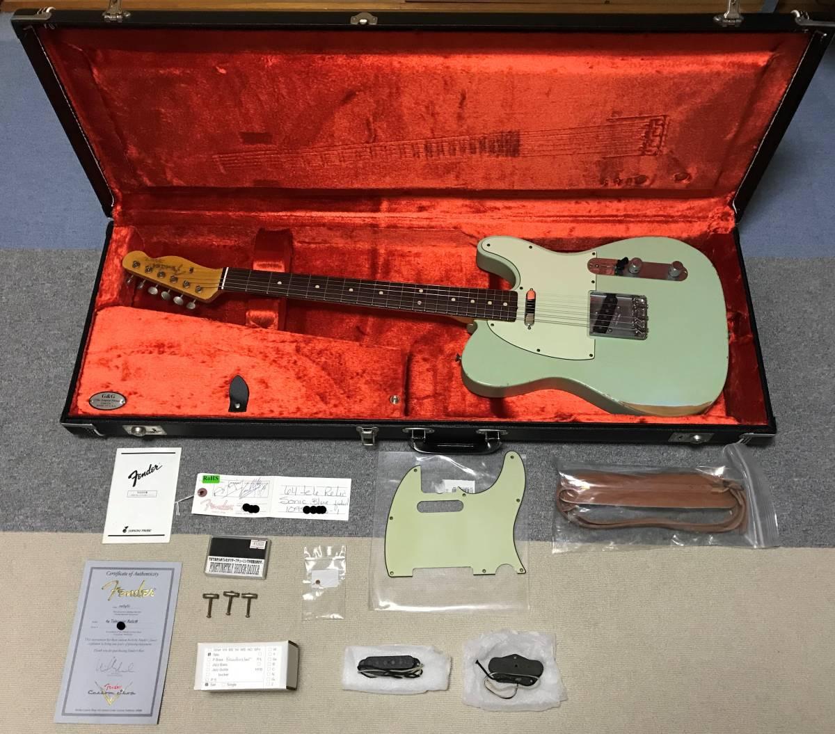 Fender Custom Shop 1964 Telecaster (Dale Wilson) 送料込み