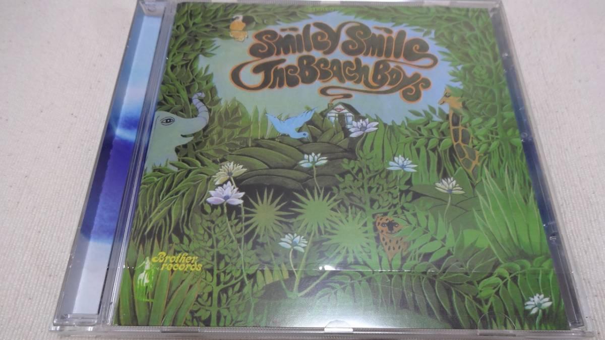 Beach boys ビーチボーイズ SMILEY SMILE WILD HONEY CD