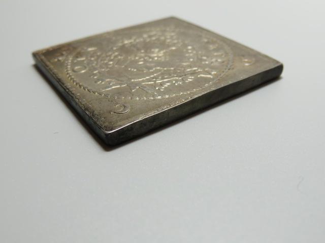 神聖ローマ帝国 銀貨 OMNIA AD METAM 量目:56.96g_画像3