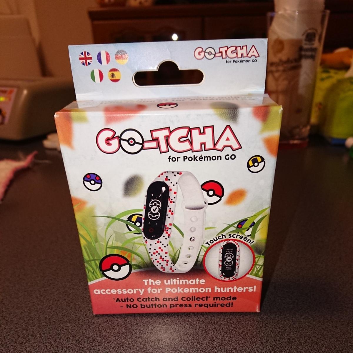 ポケモンGO plus 自動化、改造品より断然お薦め! gotcha 新品 日本語説明書付 充電式 オートキャッチ ゴプラ pokemon A